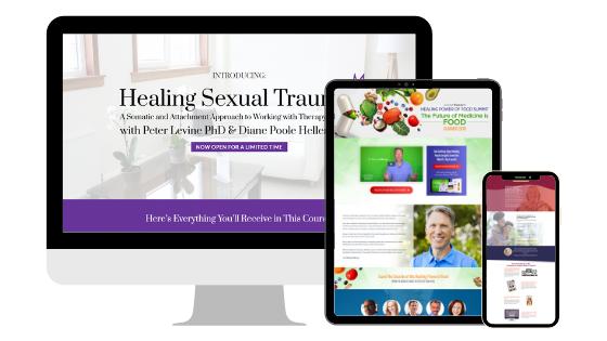Sales Pages Display